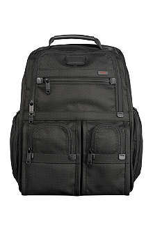 TUMI Alpha compact laptop backpack