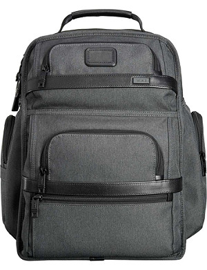 TUMI Alpha 2 T-pass business class brief backpack