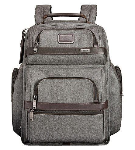 TUMI Tpass business class backpack (Earl+grey
