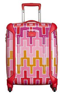 TUMI Vapor Continental four-wheel carry-on
