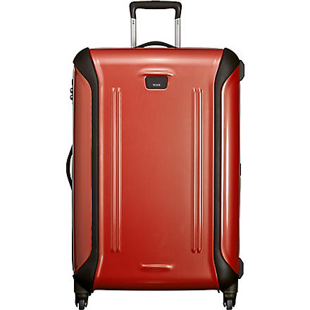 TUMI Vapor four-wheel packing suitcase (Lipstick