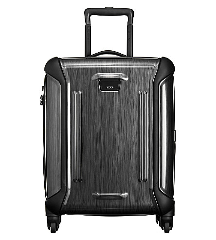 TUMI Vapor four-wheel spinner suitcase 76cm (Black