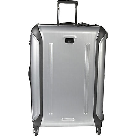 TUMI Vapor large four-wheel suitcase 82cm (Silver