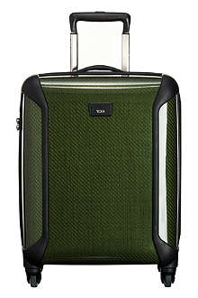TUMI Tegra-Lite continental four-wheel spinner