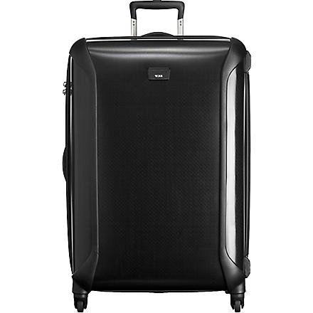 TUMI Tegra-Lite four-wheel suitcase 76cm (Black