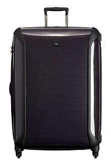 TUMI Tegra-Lite four-wheel extended trip suitcase
