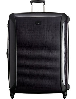TUMI Tegra-Lite four-wheel worldwide trip suitcase