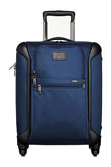 TUMI Alpha Lightweight four-wheel cabin suitcase 54.5cm