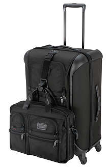 TUMI Alpha Lightweight medium four-wheel suitcase 71cm