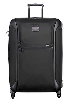 TUMI Alpha Lightweight large four-wheel suitcase 76cm