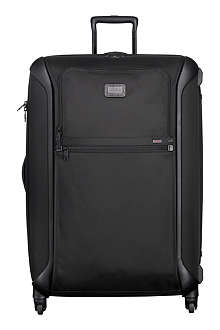 TUMI Alpha Lightweight extra large four-wheel suitcase