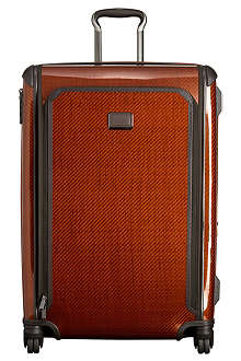TUMI Tegra-Lite expandable large trip four-wheel suitcase