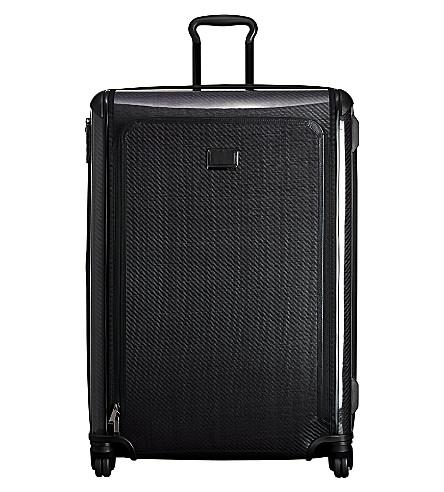 TUMI Tegra-Lite 28729 extended trip four-wheel suitcase (Char