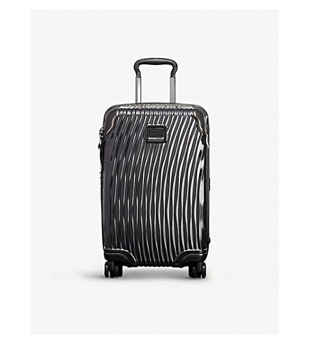 TUMI Latitude International carry-on four-wheel suitcase 56cm (Black