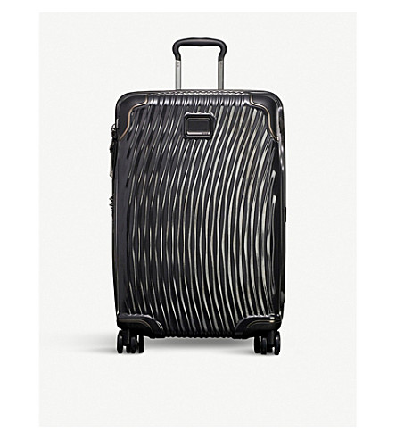 TUMI Latitude Short Trip packing four-wheel suitcase 68cm (Black