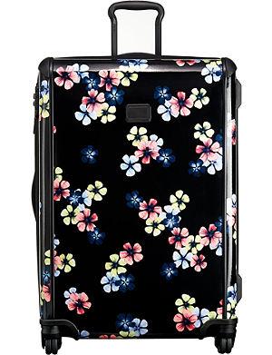 TUMI Floral tegra-lite large trip packing case
