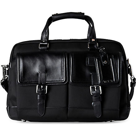 TUMI Bedford Marley briefcase (Black