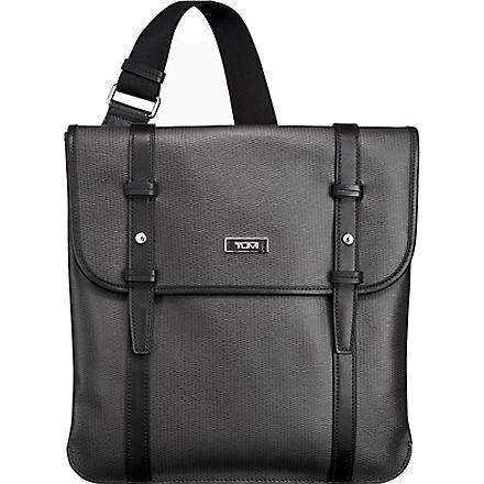 TUMI Phenom Beacon across-body (Luna