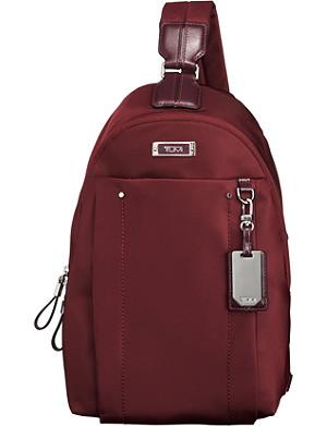 TUMI Voyageur Brive sling backpack
