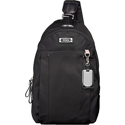 TUMI Voyageur Brive Sling backpack (Black