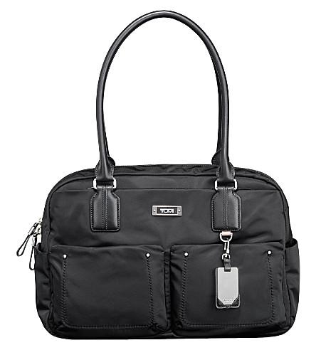 TUMI Voyageur Geneva carry-all bag (Black