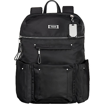 TUMI Calais backpack (Black