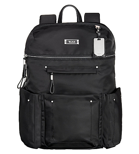 TUMI Calais backpack (Black