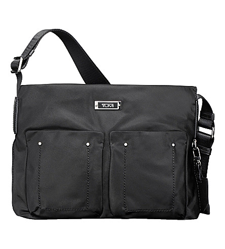 TUMI Voyageur Melbourne cross-body bag (Black