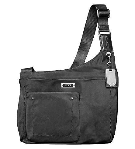 TUMI Voyageur Sumatra cross-body bag (Black