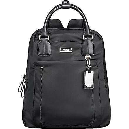 TUMI Voyageur Ascot convertible backpack (Black