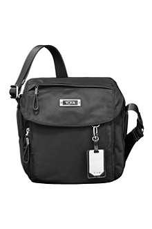 TUMI Voyageur Lugano messenger bag