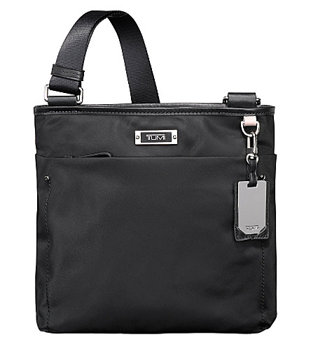 TUMI Capri messenger bag (Black