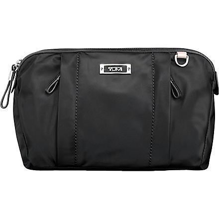 TUMI Voyageur Enna large cosmetic case (Black