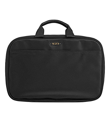 TUMI Monaco travel bag (Black