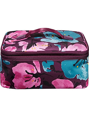 TUMI 481897 patterned travel cosmetic case