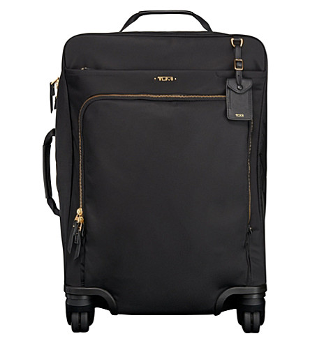 TUMI Voyageur Super Léger four-wheel carry-on (Black