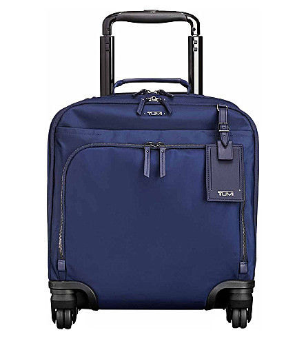 TUMI Olso carry-on suitcase (Marine
