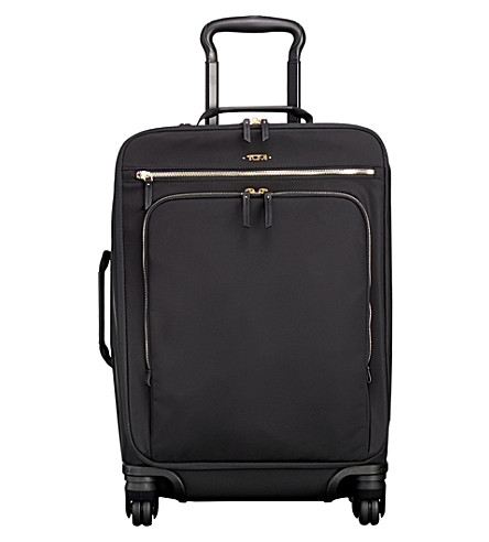 TUMI Super Léger International carry-on suitcase 44L (Black