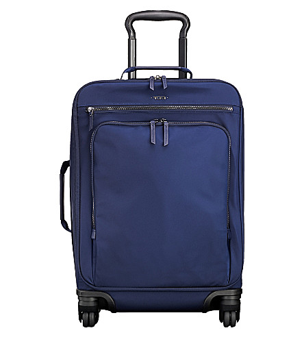 TUMI Super Léger International carry-on suitcase 44L (Marine