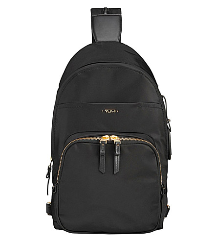 TUMI Nadia convertible backpack sling (Black