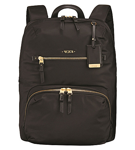 TUMI Hallie backpack (Black