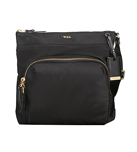 TUMI Capri cross-body bag (Black