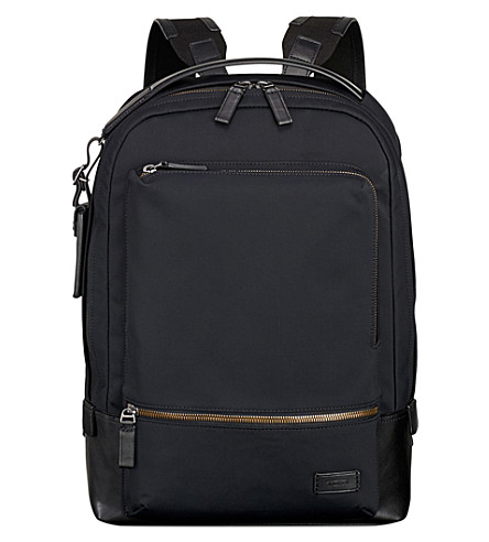 TUMI Bates backpack (Black