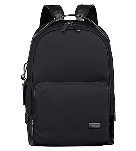 TUMI Webster backpack (Black