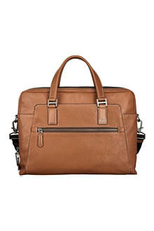 TUMI Vernon leather briefcase