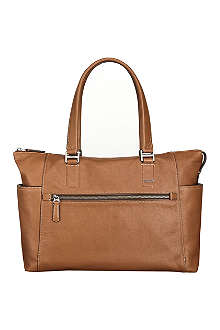 TUMI Joy leather tote