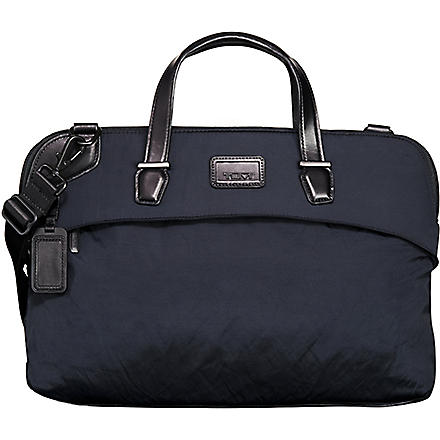 TUMI Virtue Victory laptop briefcase (Raven