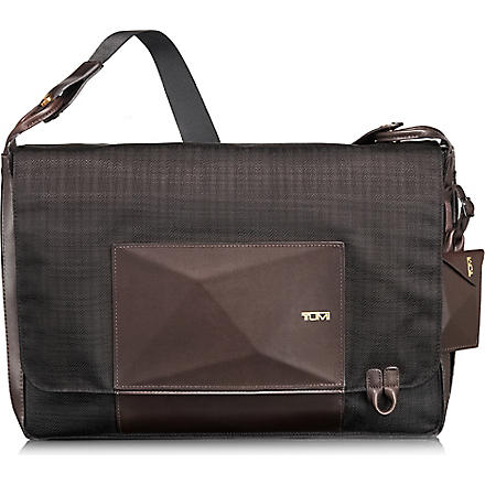 TUMI Dror across-body bag (Onyx