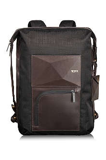 TUMI Dror expandable backpack