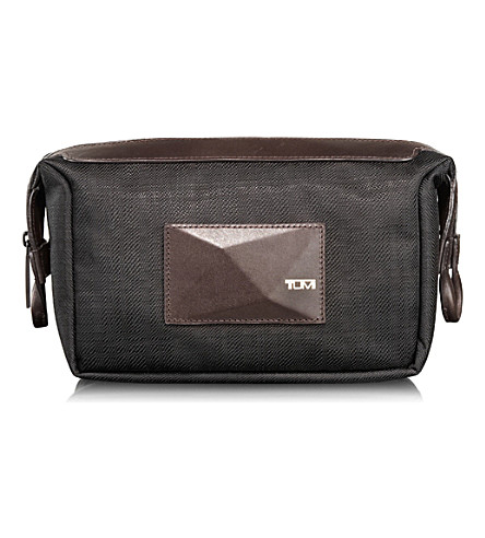 TUMI Dror travel kit (Onyx